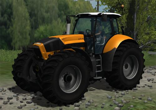 Deutz Agrotron X720 Kommunal v1.2