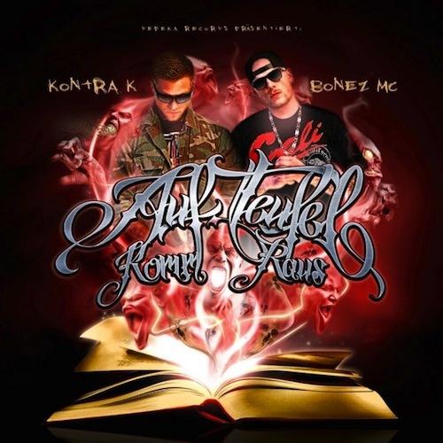 Cover: Bonez MC & Kontra K - Auf Teufel komm raus Ep (2013)