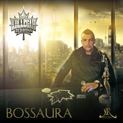 Cover: Kollegah - Bossaura (Limited Edition) (2011)