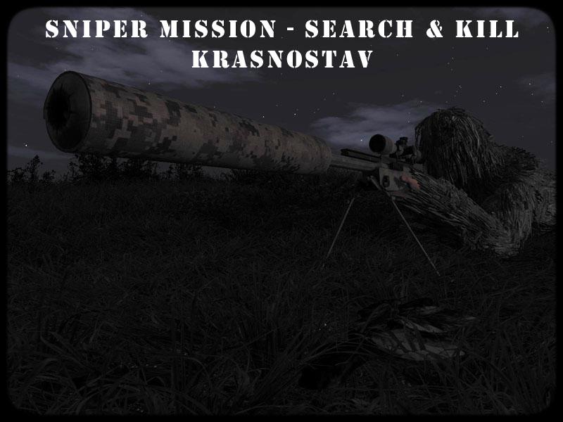 CO@05 SniperMission Search&Kill Krasnostav (ACE)