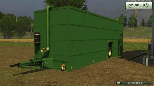 Krassort manure sidelines container v1.0
