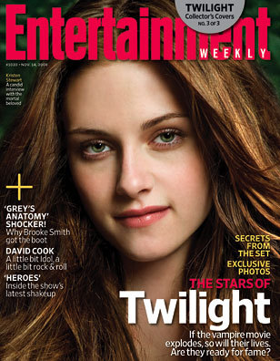 Kristen Stewart Entertainment Weekly