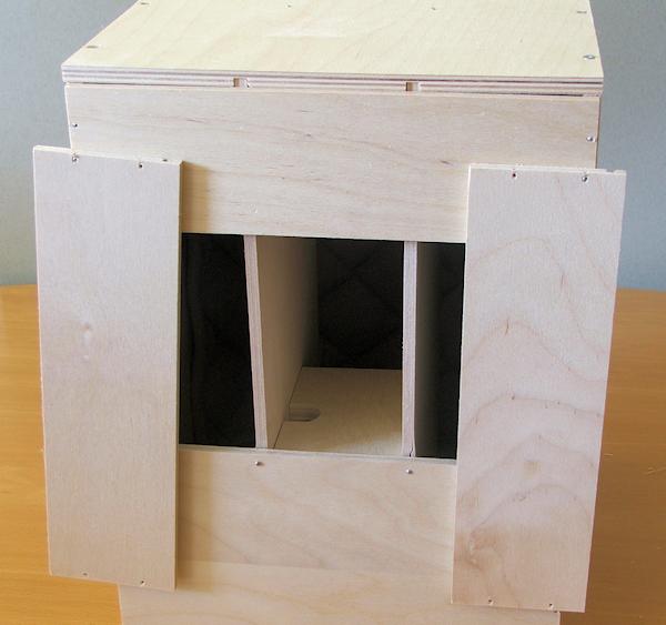 airsoft kugelfang aus holz schie st nde ziele kugelf nge. Black Bedroom Furniture Sets. Home Design Ideas