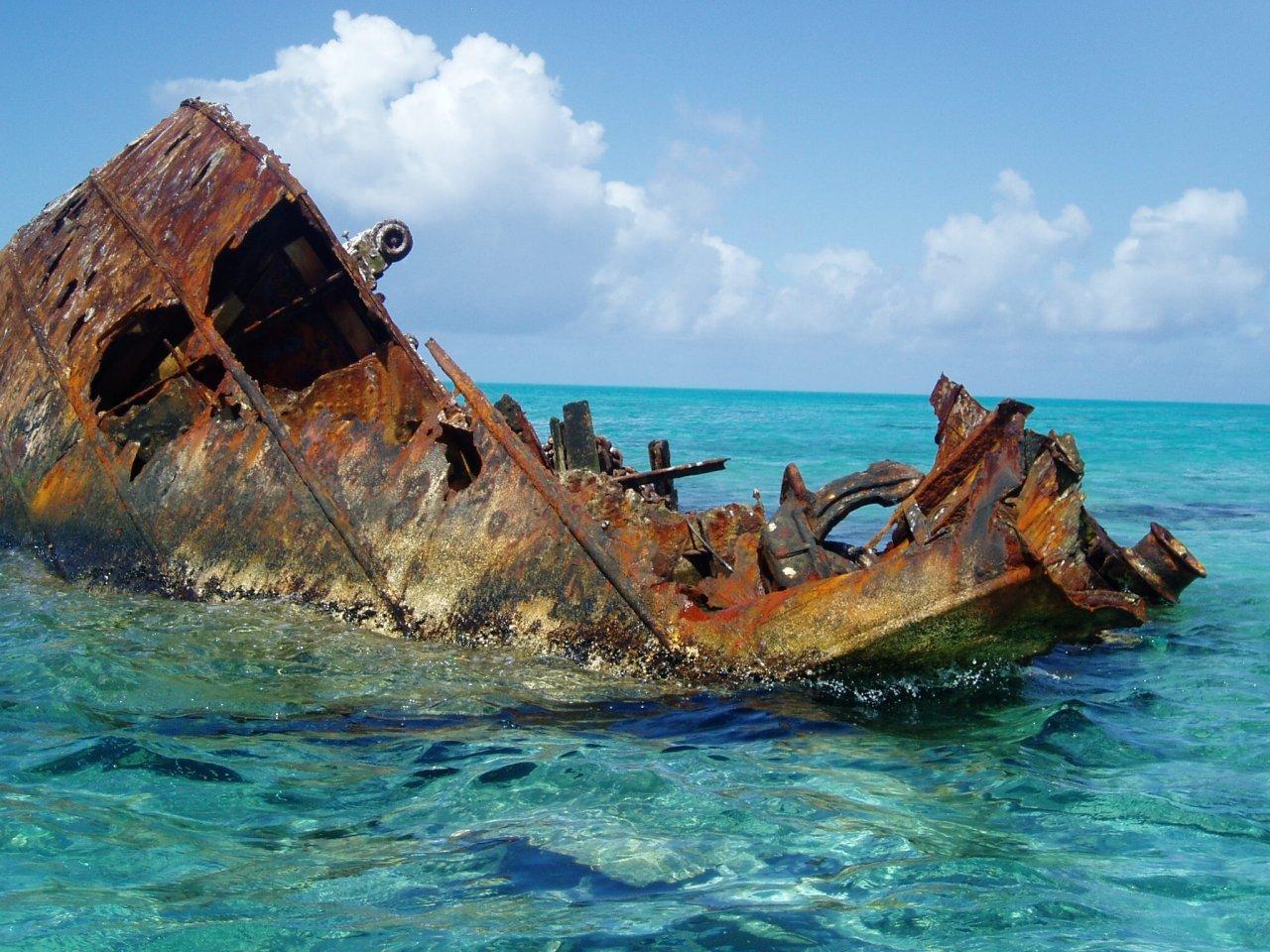 Wraki statków #2 1