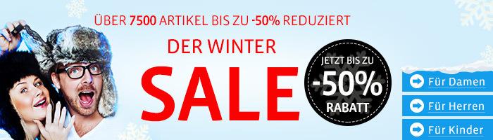 mirapodo: Schuhe Abverkauf im Wintersale mit bis zu 50% Rabatt plus 5€-Gutschein!!