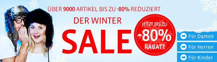 mirapodo: Schuhe Abverkauf im Wintersale mit bis zu 80% Rabatt plus 5€-Gutschein!!