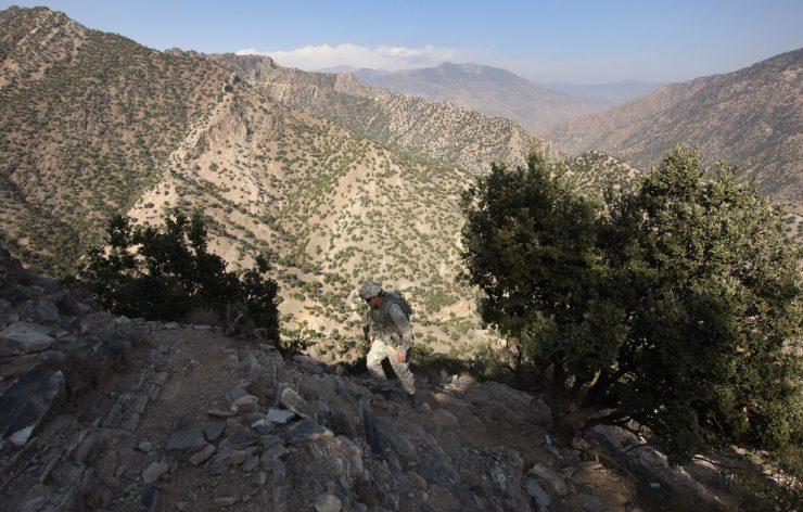 Zdjęcia z wojny w Afganistanie 29