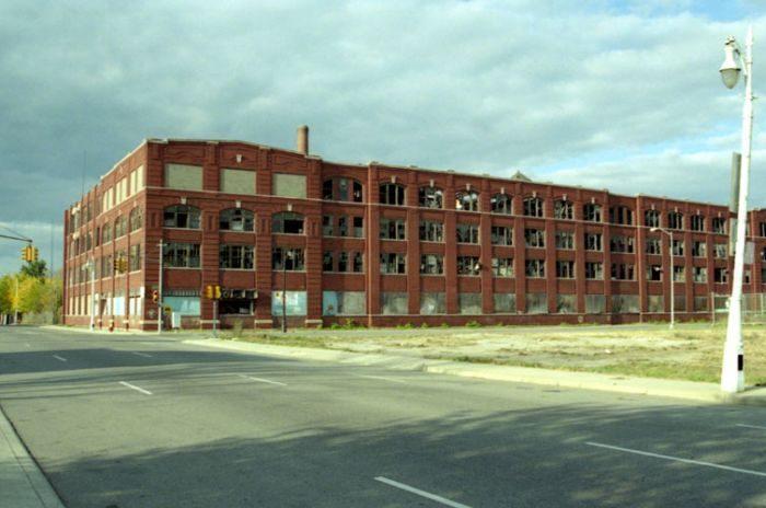 Opuszczone Detroit 42