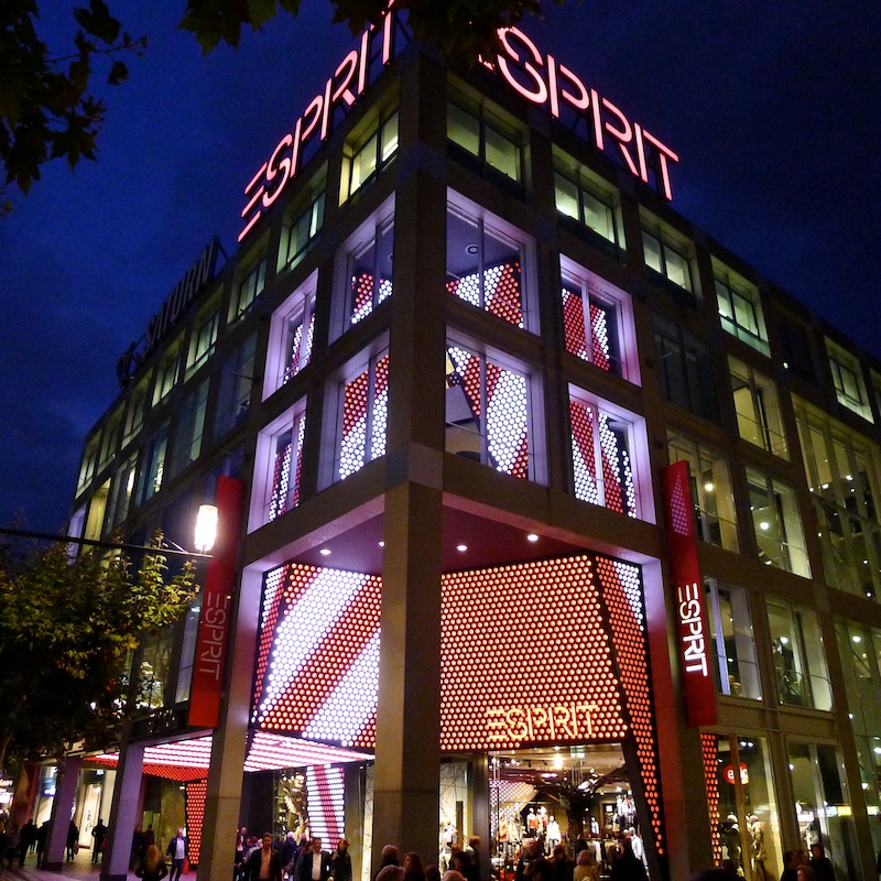 Beautiful Esprit Frankfurt Zeil Contemporary - Thehammondreport.com ...