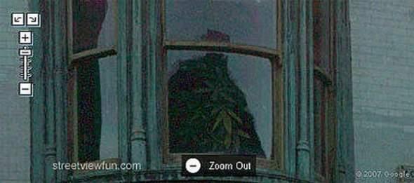 Najdziwniejsze zdjęcia z google Street View 22