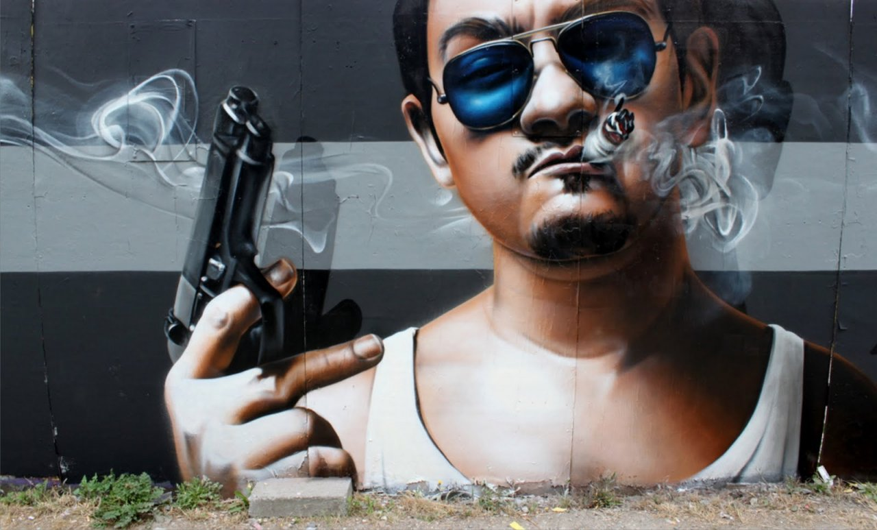 Street Art: Graffiti 11