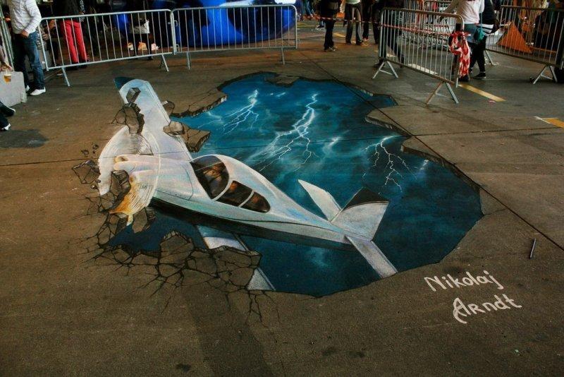 3D street art #4 6
