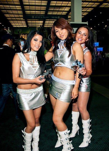 Hostessy z E3 38