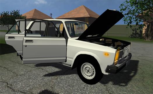 Lada VAZ 2107 v1.1