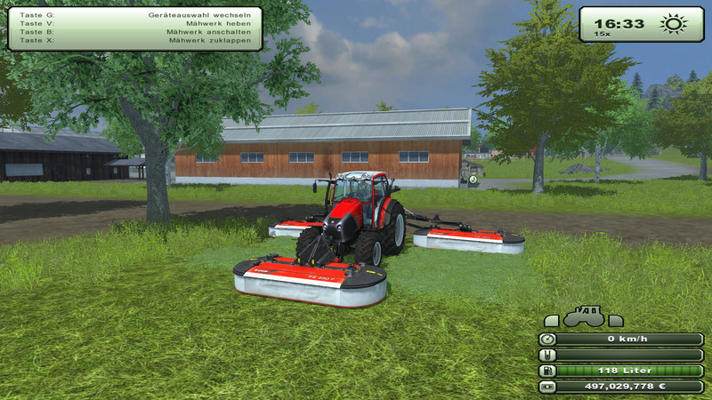 Farming Simulator 2013 – Mise à jour 1.3
