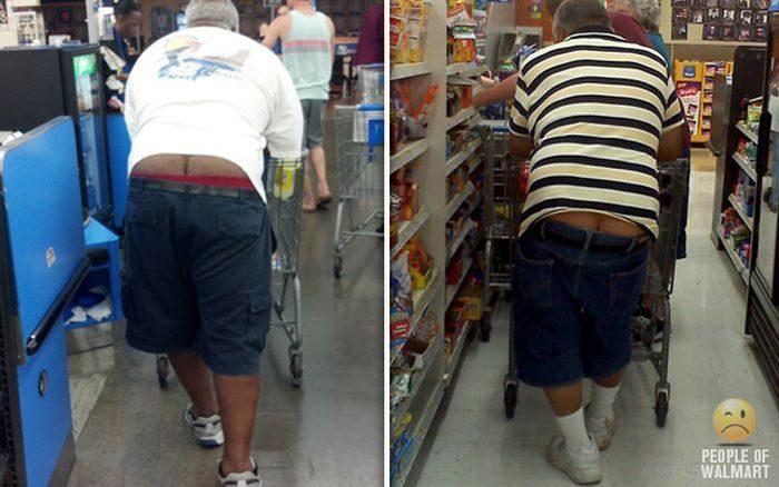 Najdziwniejsi klienci z WalMart #18 27
