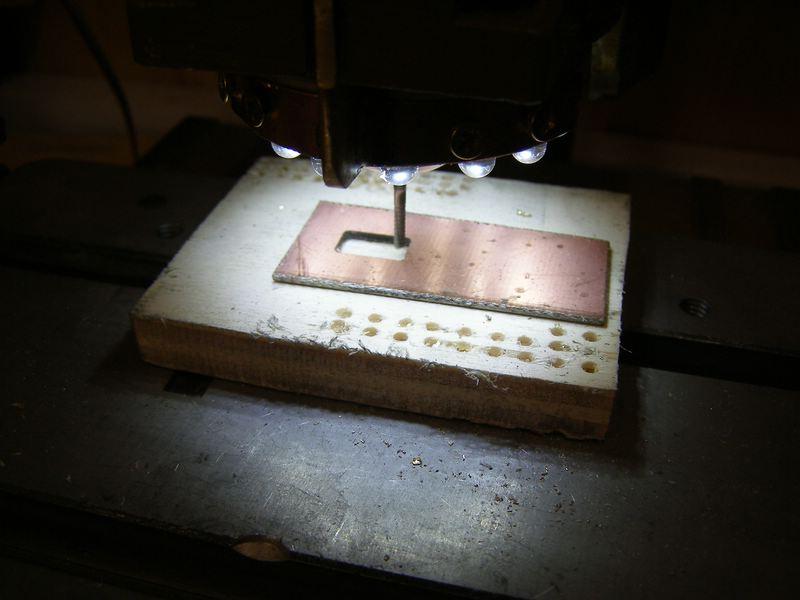 Beleuchtung für PROXXON - Bohr- und Fräszentrum Led0212rsxy