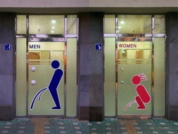 Którędy do WC? 3