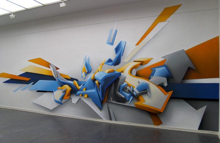 Graffiti 3D 9