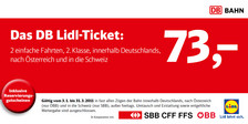 DB-LIDL Ticket 06.12.2010