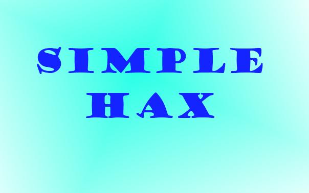 SimpleHax
