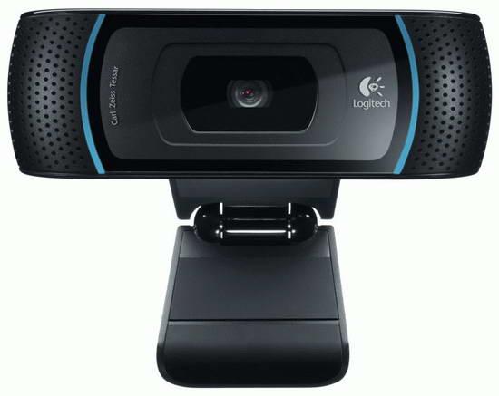 logitech Store: Logitech B910 - HD Webcam - in blemished Box für nur 39,99€ inkl. Versand!