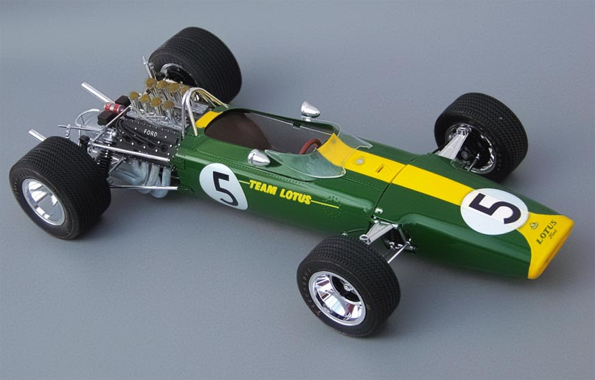 iRacing The Lotus 49 is coming