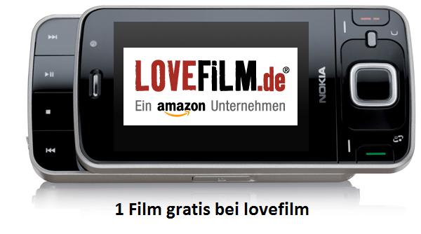 lovefilm: 1 gratis Film extra für lovefilm Bestandskunden + 60 Tage gratis für Neukunden