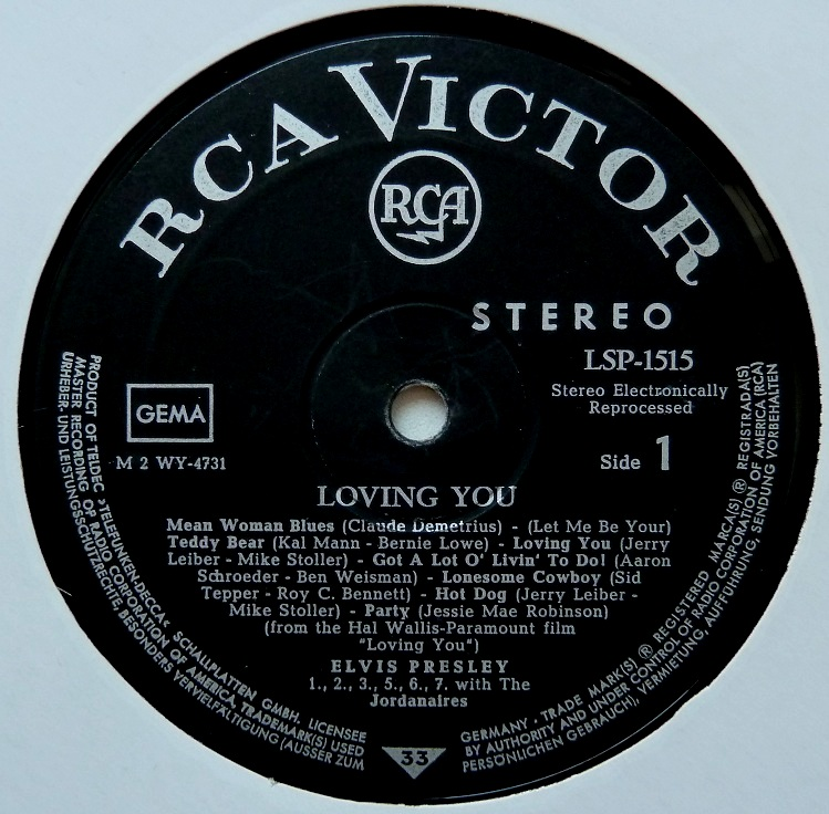 LOVING YOU Lovingyou67side1jrps7
