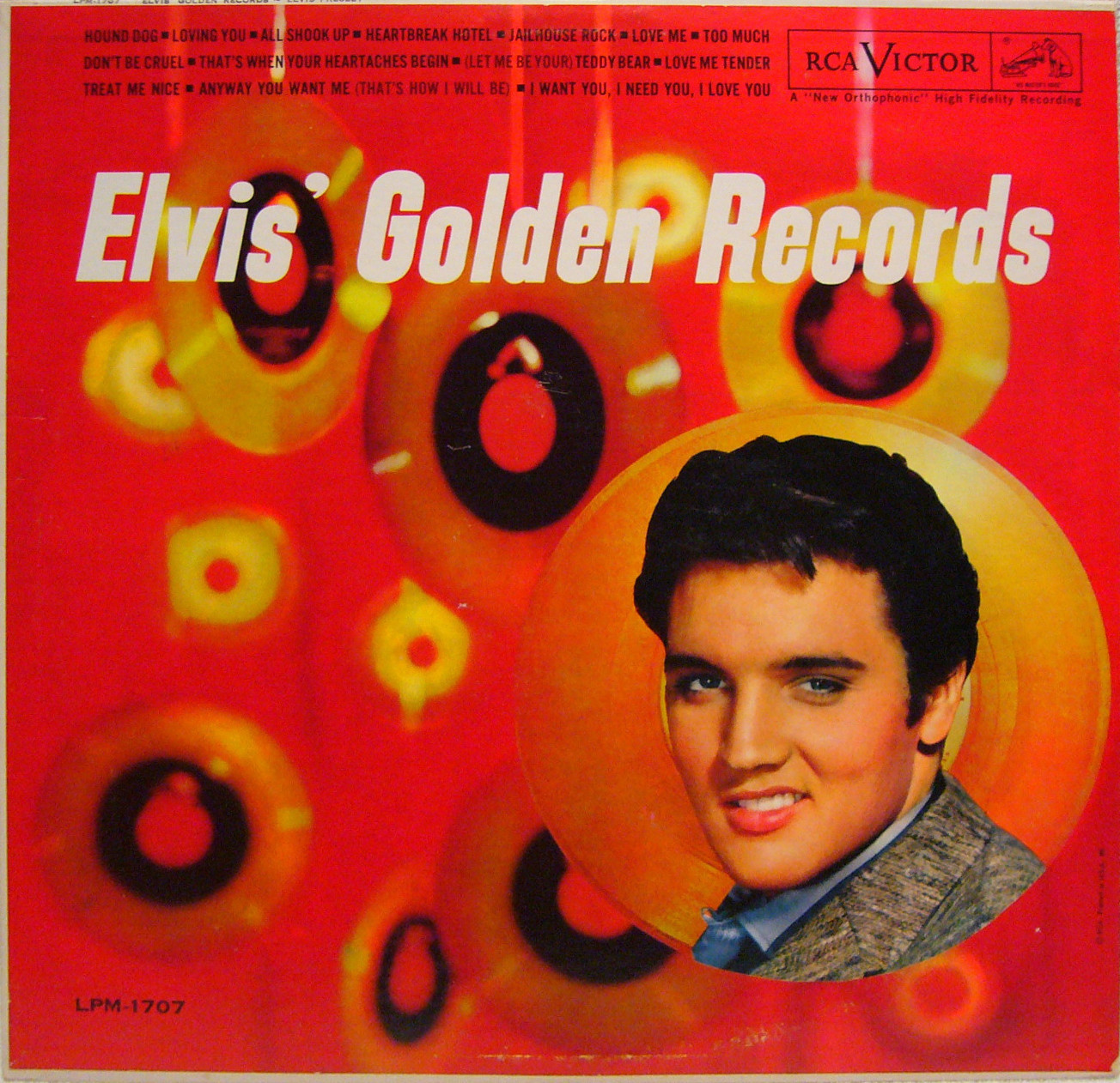 ELVIS' GOLD RECORDS  Lpm1707re2a5jqzh