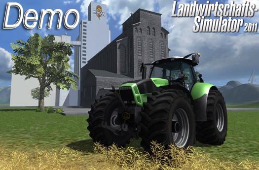 Landwirtschafts Simulator 2011 Demo