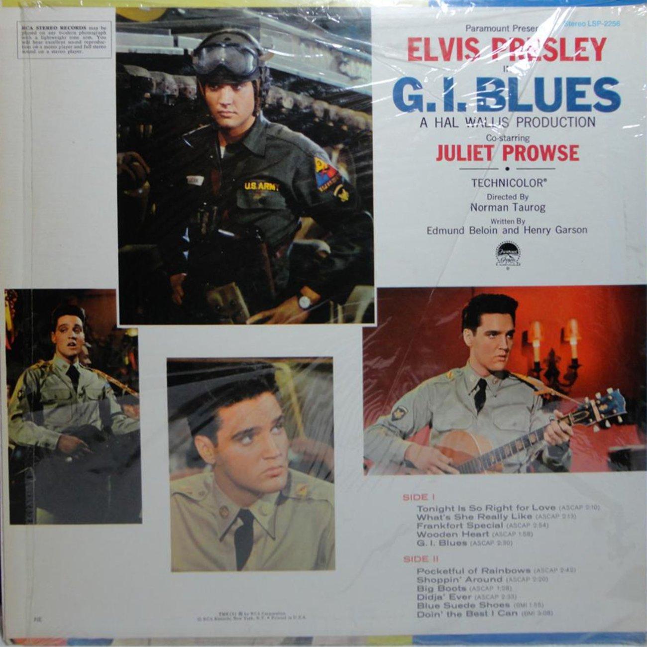 G.I.BLUES Lsp2256b0bu65