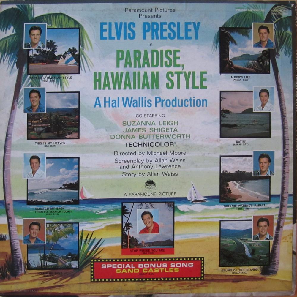 PARADISE, HAWAIIAN STYLE Lsp3643bh9jnw