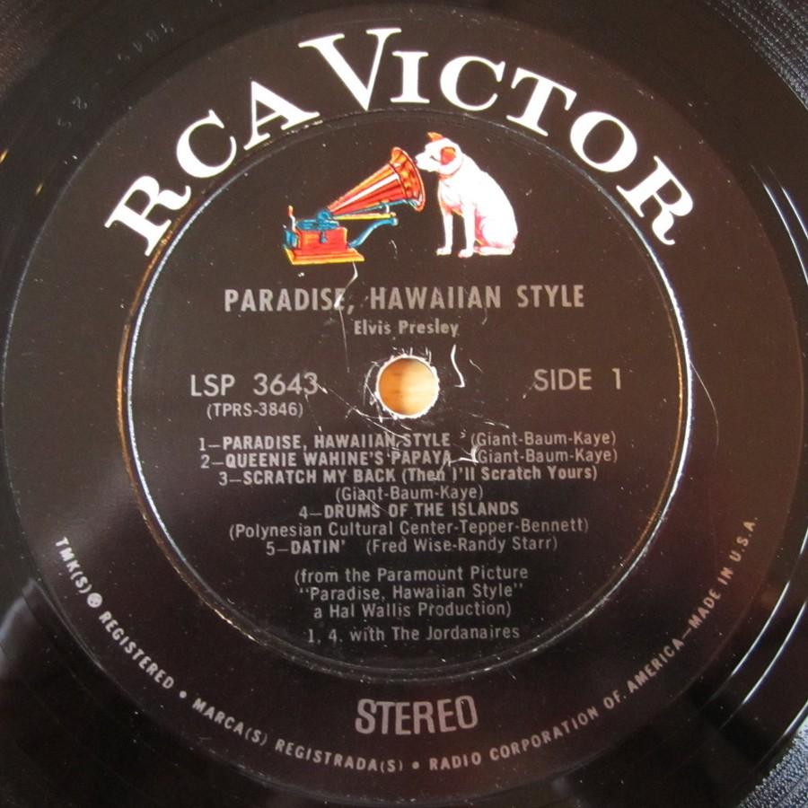 PARADISE, HAWAIIAN STYLE Lsp3643cj6k60