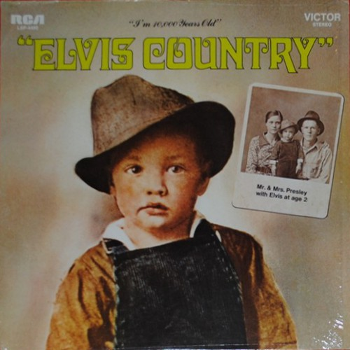 ELVIS COUNTRY Lsp4460jfkxiy