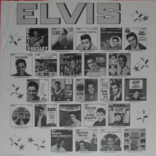 ELVIS COUNTRY Lsp4460nbfbnv