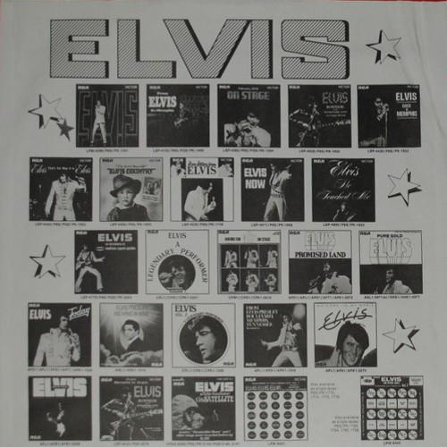ELVIS COUNTRY Lsp4460ovexrp