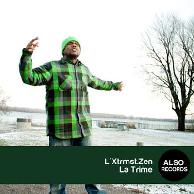 Cover: Lxtrmst.zen - La Trime-WEB-FR-2012-QFC