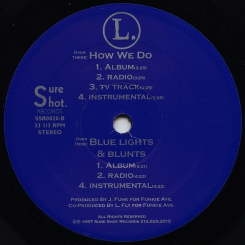 Cover: L. - How We Do-VLS-1997-FTD_INT
