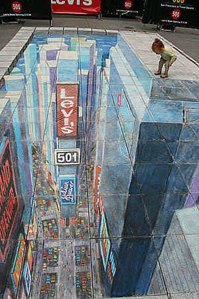 3D street art #2 22