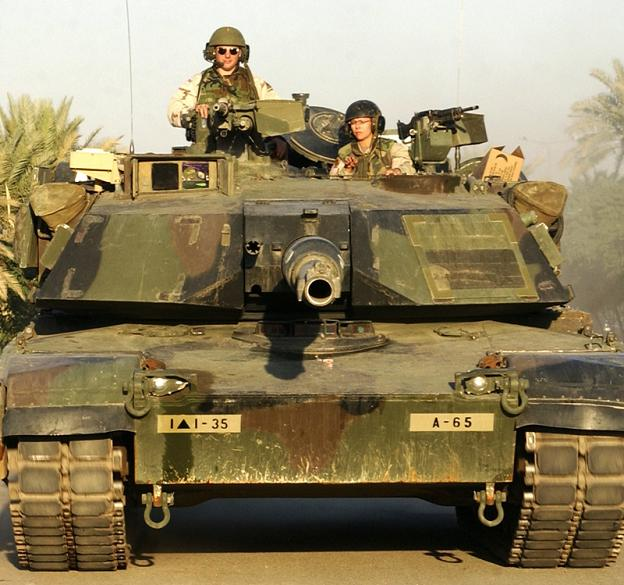 PASGT Vest in Iraq / Afghanistan? M1a1_abrams_front683w