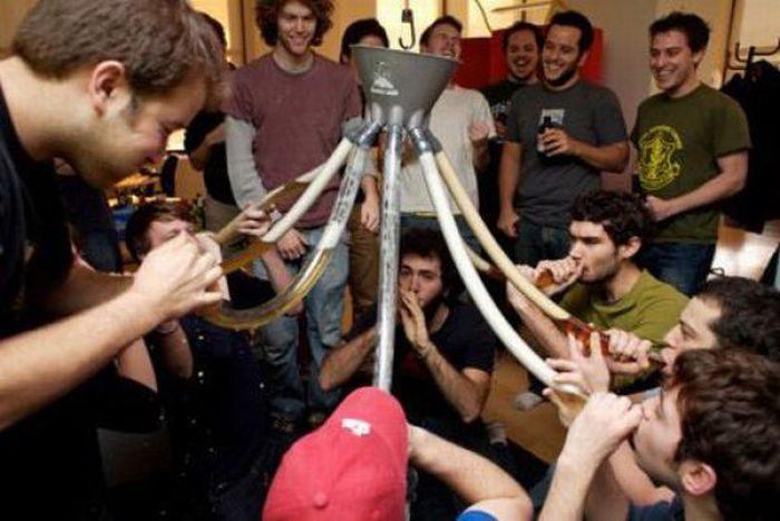 Imprezy w akademiku 11