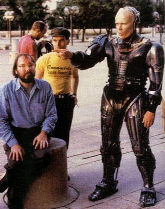 Za kulisami filmów: RoboCop 9