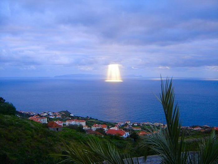 Rzadkie zjawisko na wyspie Madeira 6