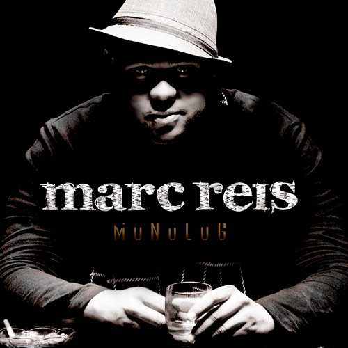Cover: Marc Reis - Monolog (WEB) (2011)