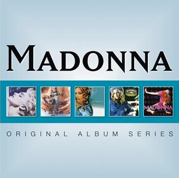 play.com: Madonna Original Album Series für 9,49€ inkl. Versand - CD Set mit Alben!