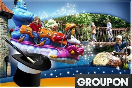 """Groupon: Eintrittskarten für den Magic Park Verden mit 50% Rabatt – 2 Personen nur 15€ – Familienkarte 27,90€"""""""