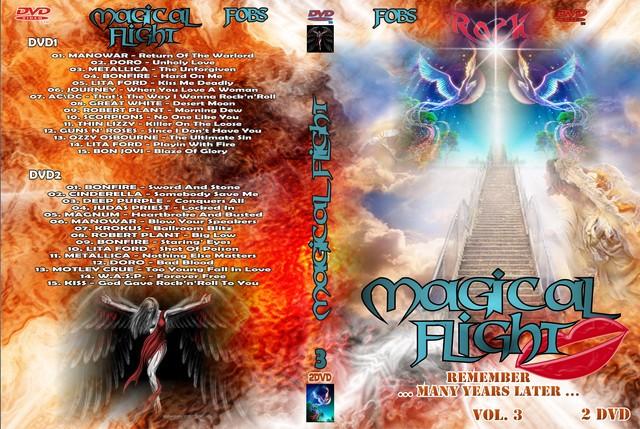 Magical Flight 6 DVD'S RETRO HITS