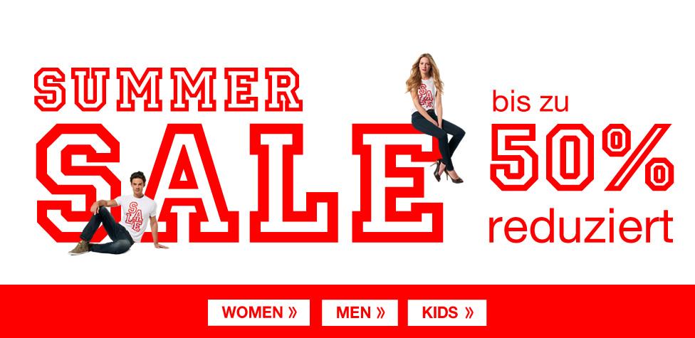 Tom Tailor: Summer Sale mit bis zu 50% Rabatt + Gutschein!