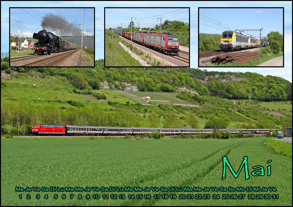 2012 - Une petite revue Maiogqne